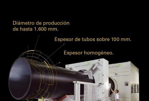 BIG PIPE: TUBERÍA LISA DE GRAN DIÁMETRO